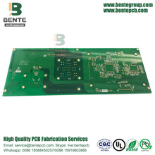 Alta precisão Multicamada PCB Hole Copper