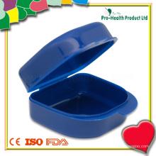 Boîte de fausses dents en plastique portable
