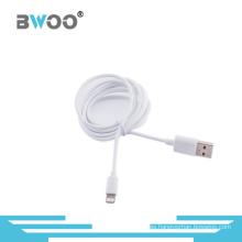 Cable de datos USB universal al por mayor de la fábrica con la certificación de Mfi