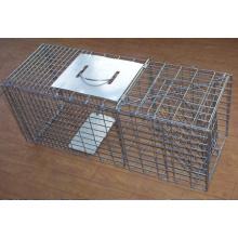 Humanistische Jagd Lebende Tierfalle Käfige zum Fang von Ratten / Nerz / Nagetier