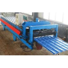 Máquina perfiladora de azulejos esmaltados de acero galvanizado de alta calidad