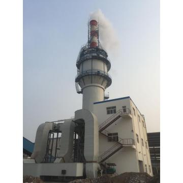 Electric bag compound dust collector