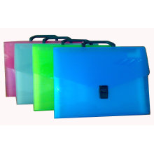 Chinese Supplier Fashion and Practical Sh5031-Sh5032 Expanding File with Handle and Button