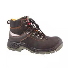 Factory Professional Labor PU/Leather Safety Working Shoes