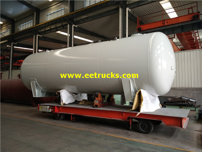 25T Aboveground Propylene Gas Tanks