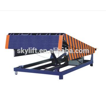 Hot sale !! forklift loading ramp for warehouse platform