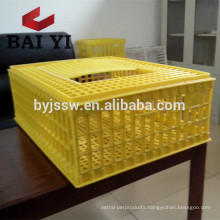 High Quality Plastic Poultry Transport Cage/Turnover Crate