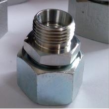 Hydraulic Reducer Adaptor Swivel Nut Metric Tube Fittings