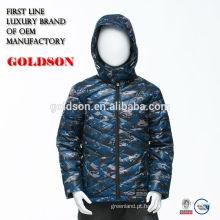 Hangzhou Shaoxing fábrica da cidade bebê jaqueta inverno 2017 estilo popular