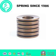 Большая дисковая пружина высокой точности