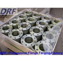 Flat Flange, GOST Standard, Forging Flange