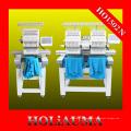 Máquina del bordado de Holiauma alta velocidad Industrial Tubular 2 cabeza