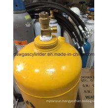 China ISO3807 Acetylene Cylinder