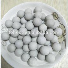 Bola de cerámica vendedora caliente del alúmina del fabricante de la bola vendedora caliente del Cerámica del al17% ~ 99%
