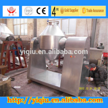 Secador rotativo de polvo de fluorita