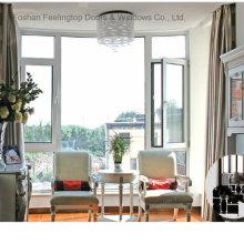Thermal Break Aluminum Casement Window (FT-W70)