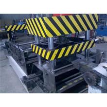 Machine de formage de rouleaux de profil Sigma Profile en acier galvanisé pour l'Arabie saoudite