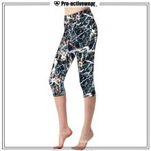 Brazilian Customized High Quality Yoga Capri Pants