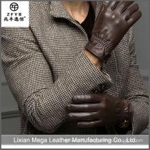 2015 Good Quality New sheepskin leather gloves