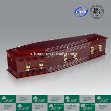 Sarg Hersteller LUXES billige Holzsärge zum Verkauf