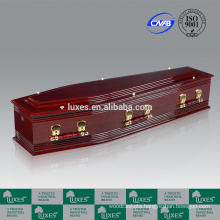 Coffin Manufacturer LUXES Cheap Wooden Coffins For Sale