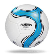 Modificado para requisitos particulares Toda la máquina del tamaño cosió el balompié de la bola de fútbol de TPU / PU / PVC