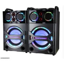 2.0 Bluetooth PA Haut-Parleur Karaoke Divertissement Audio Sans Fil Mic E245