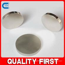 Hochwertige Hersteller Versorgung Customized Permanent Alnico Magnet Disc Magnet N35