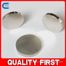 High Quality Manufacturer Supply Customized Permanent Alnico Magnet Disc Magnet N35