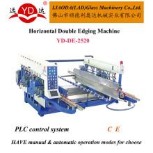 Fabrication de Foshan Guangdong rendant Horizontal Double bordure Machine