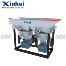 Low Cost Mining Equipment Gold Jig Concentrator
