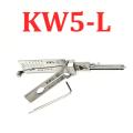 Original Lishi KW5-L lockpicks 6 Pin 2 in 1 Tool For Kwikset