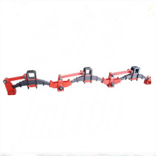 Trailer Mechanical suspension English Type Two Axle or Three Axle Mechanical suspension