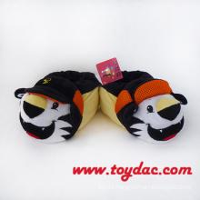 Plush Kids Animal Soft Slipper