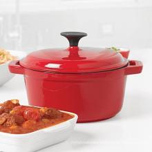cast iron casserole looks cooking pots
