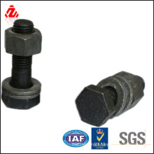 M16 Hex Bolt and Nut