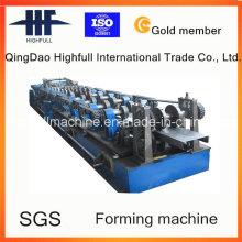 Automatic Gear Box Driven Cutting Machinery Purlin Forming Machine