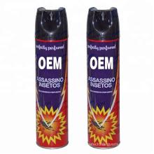 Knock Down Citronella Aerosol Mosquito Repellent Spray Household Insecticides