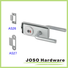 Door Intermediate Glass to Glass Lock Fitting (GDL019C-1)