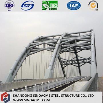 ISO Certificated Modular Customized Heavy Steel Bridge for Transportation