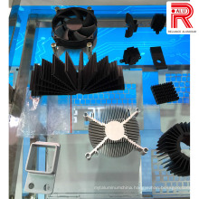 Aluminum/Aluminium Extrusion Profiles for LED Lamp