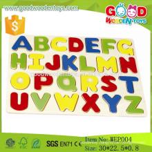 2015 Smart games alphabet wooden educational puzzle for kids
