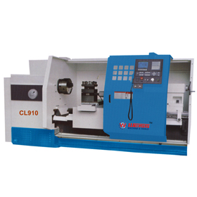 CNC LATHE Width of bed 600 mm