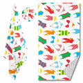 100% Polyester Outdoor Fashion Boys Girls Poncho Beach Towel Surf Poncho Towels