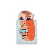 Cartoon Animal Pattern Baby winter sleeping bag Kids sleeping bag
