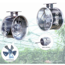 Ventilateur de Circulation en acier d'inoxydable à effet de serre
