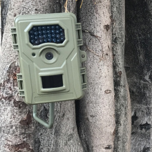 940nm PIR Army Green Camouflage Trail Camera