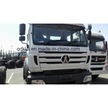 Trator de caminhões pesados de marca Beiben e reboques para venda no Mali e Congo