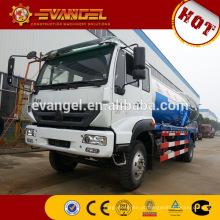 Melhor Caminhão de petroleiro usado da sucção da água de esgoto do caminhão de esgoto 6x4 Sinotruk do vácuo com melhor preço