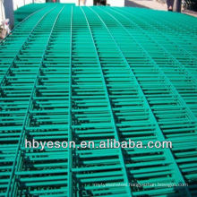 """4ftx8ft welded mesh sheet/railway station security fence/reinforced fence netting 4""""x4"""""""